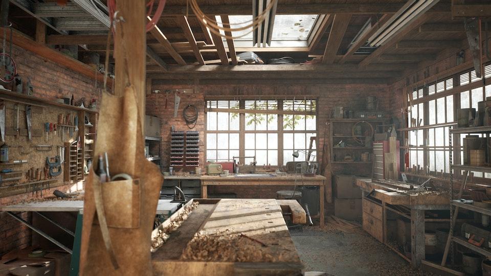 Carpenters Workshop