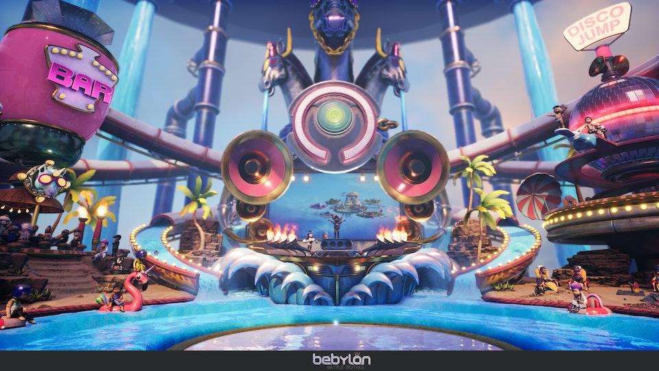 Bebylon Battle Royale - Royal Flush!