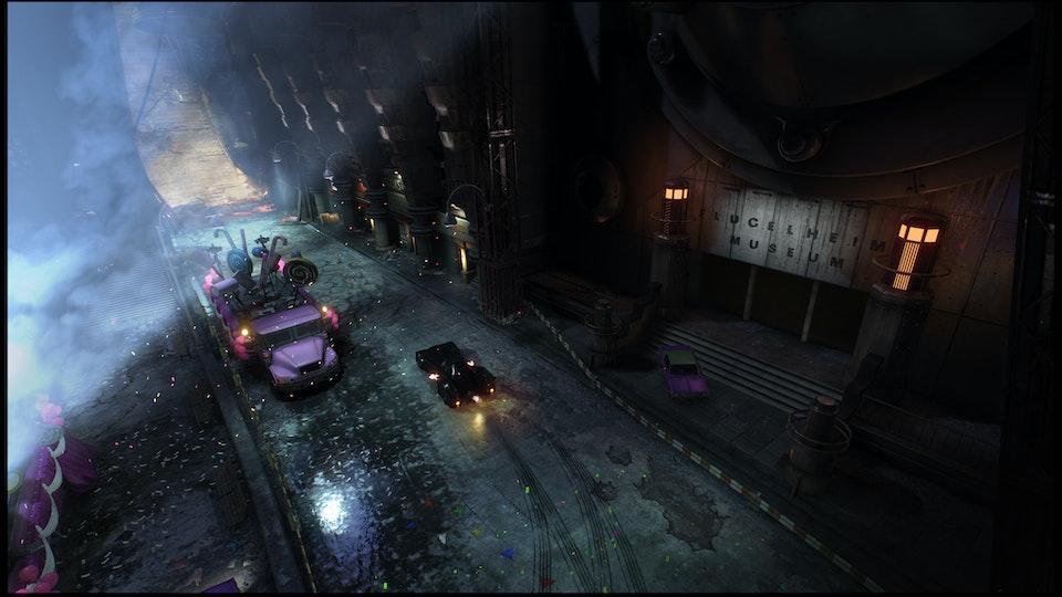 Arkham Knight DLC