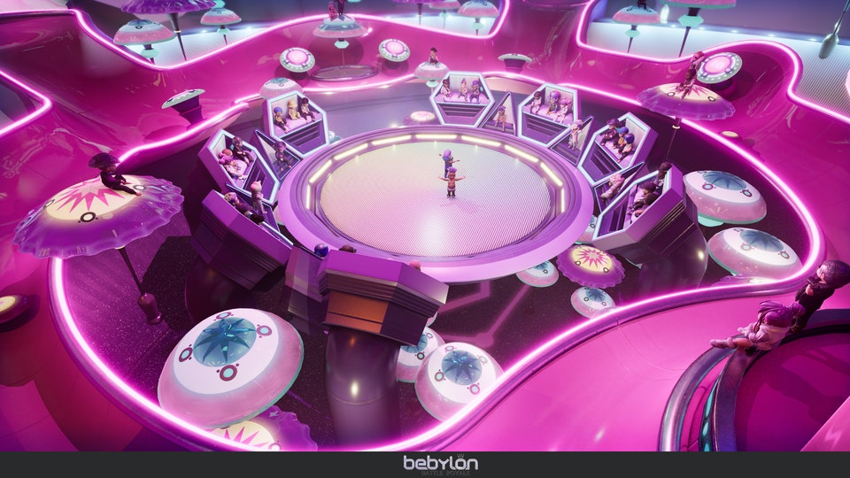 Bebylon - Battle Royale: Solara