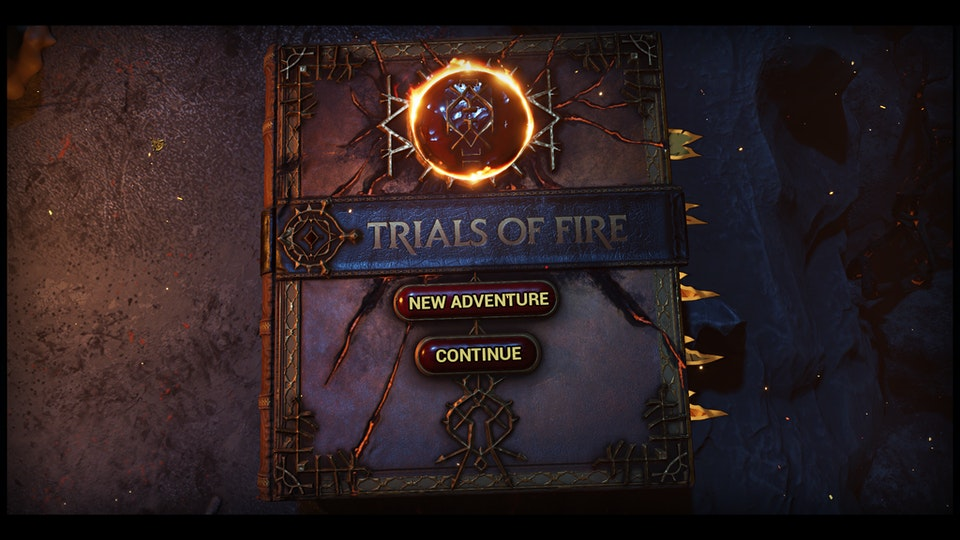 Trials Of Fire - Whatboy Games