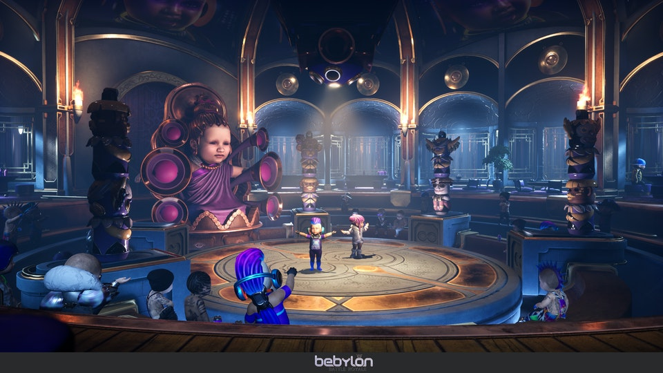 Bebylon -Battle Royale : Dojo