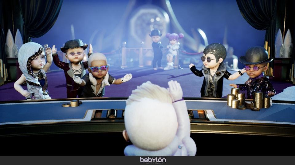 Bebylon Battle Royale - Casino