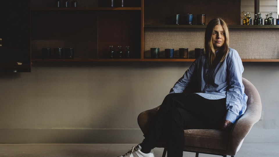 lyn harris for 'women's series', studio nicholson — art direction, words