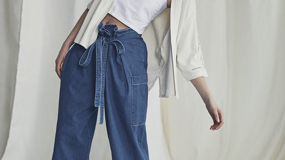 indigo spring for levi's made and crafted, cereal magazine — styling