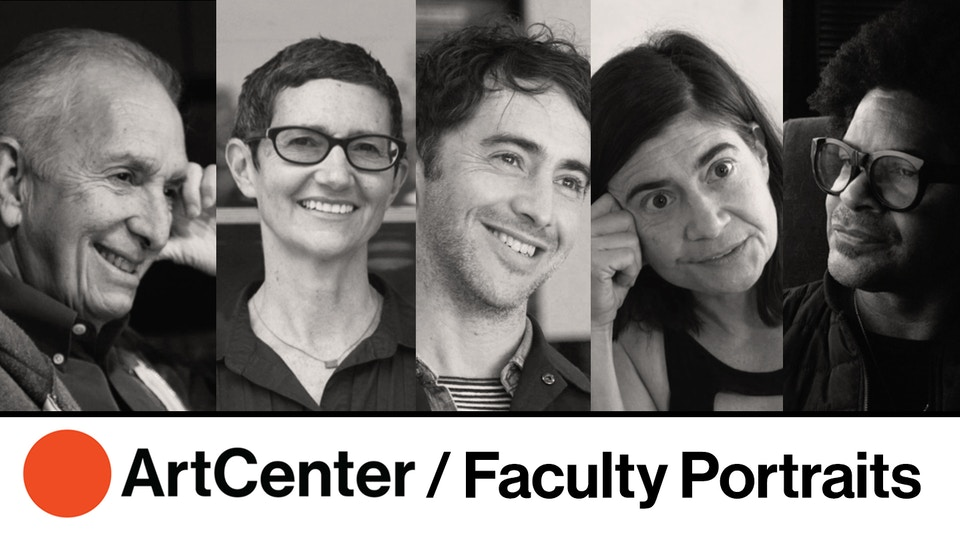 Art Center / Faculty Portraits