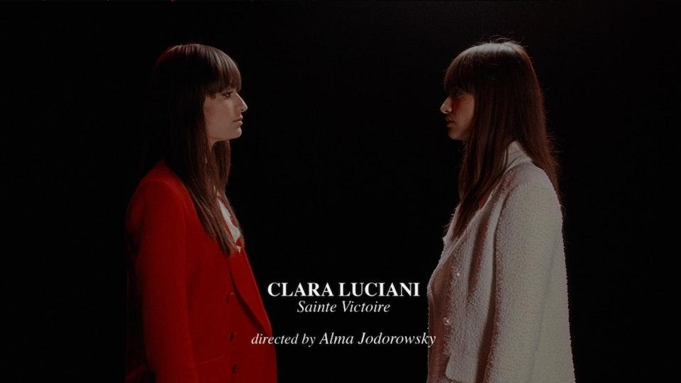 Clara Luciani victoire