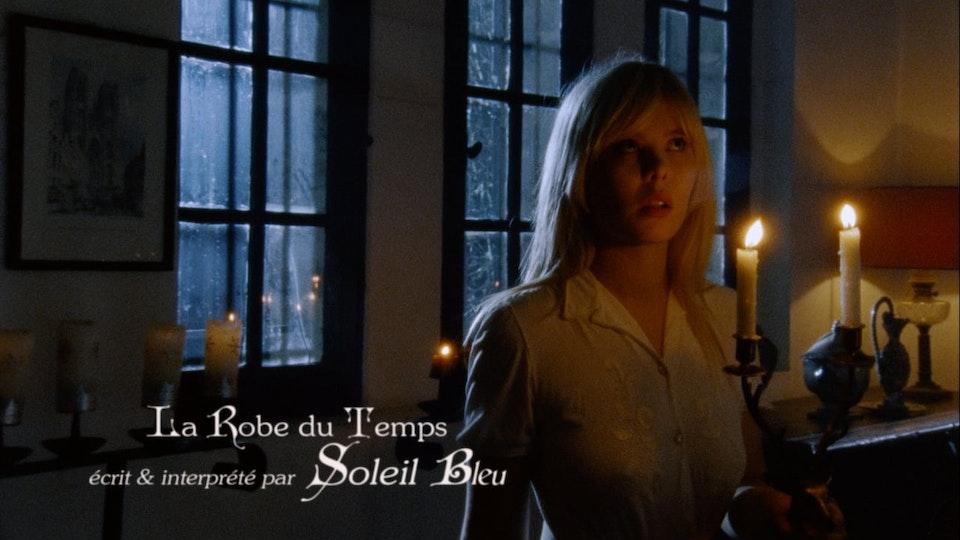 La Robe Du Temps by Soleil Bleu