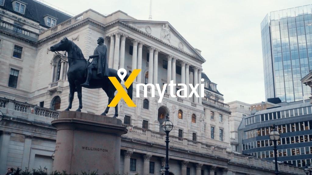 MyTaxi - London