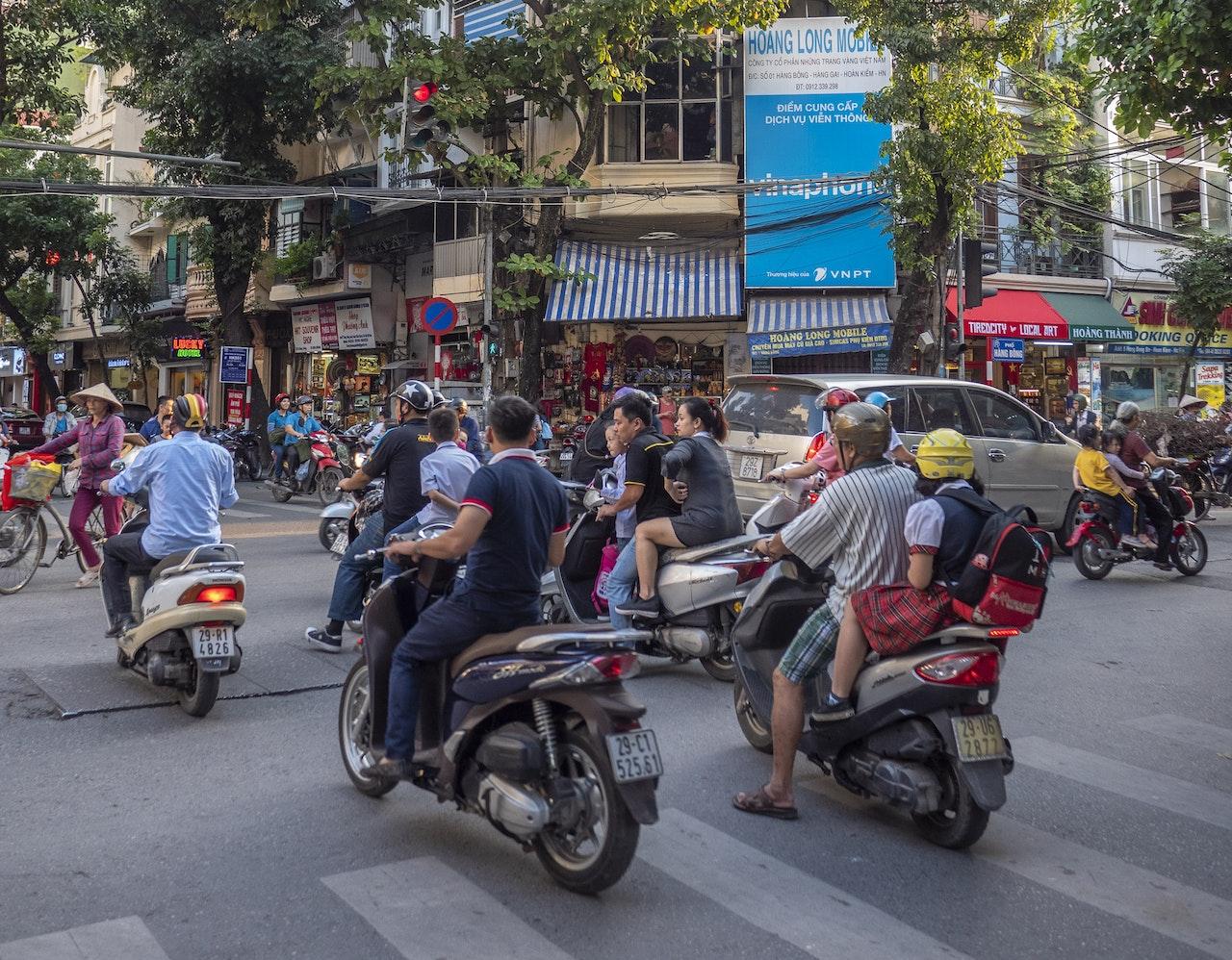 Living in Vietnam