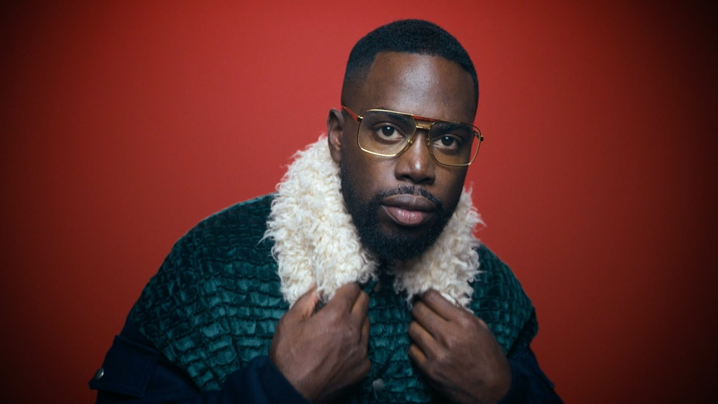 Ghetts 'Ghetto Gospel'