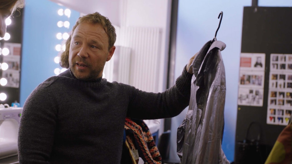 Stephen Graham 'Fashion Icon'