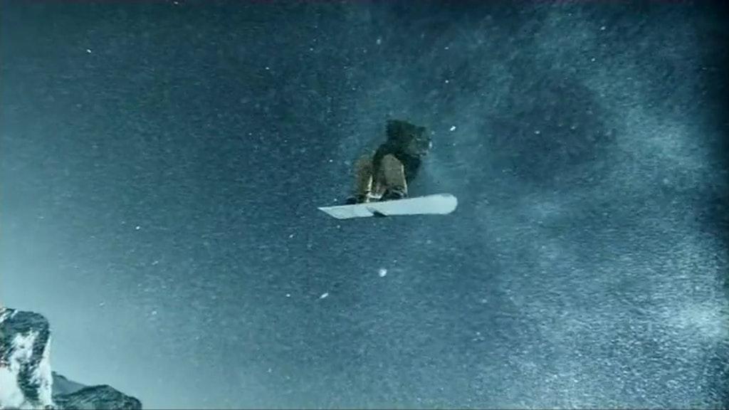 *BLUEWIN Snow* Director Marcel Langenegger Chocolate