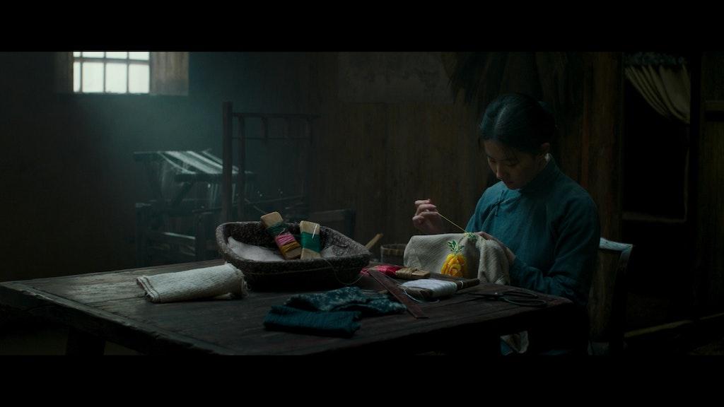 *Chinese Widow* Director Bille August