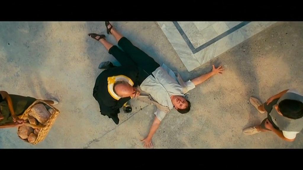 *Marcello Marcello* Director Denis Rabaglia Scene2