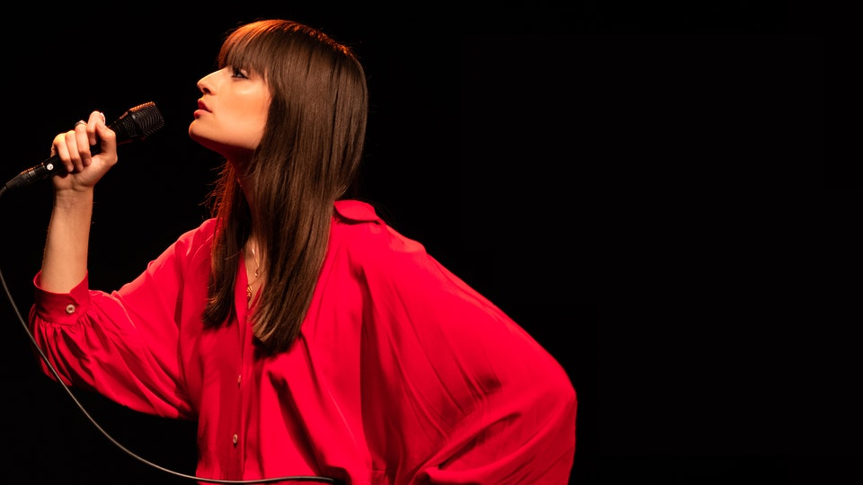 Clara Luciani - Vevo Live Performance