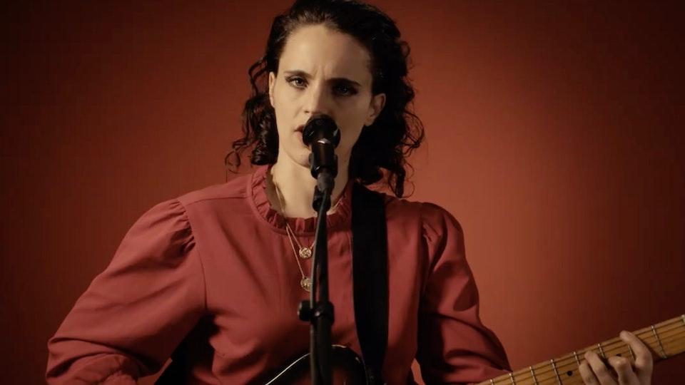 Anna Calvi - Live @ Route Du Rock Hiver