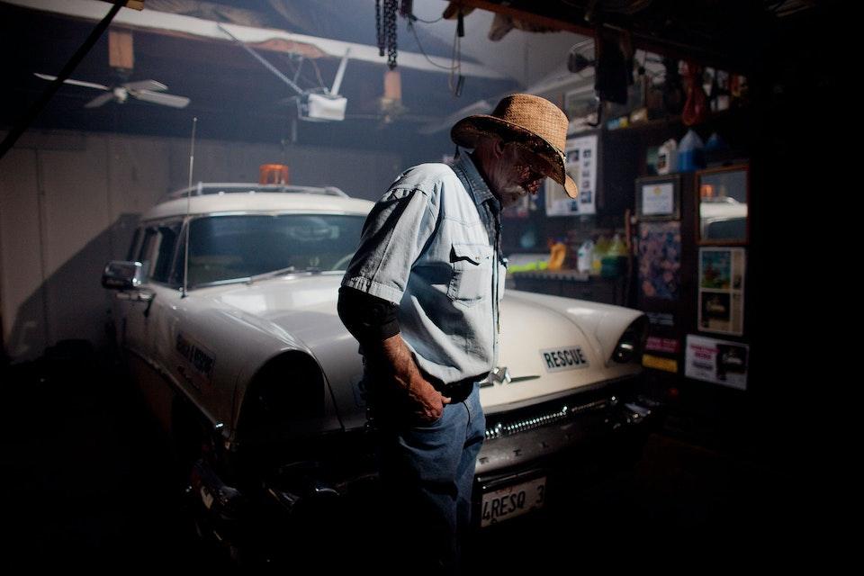 The San Diego Highwayman