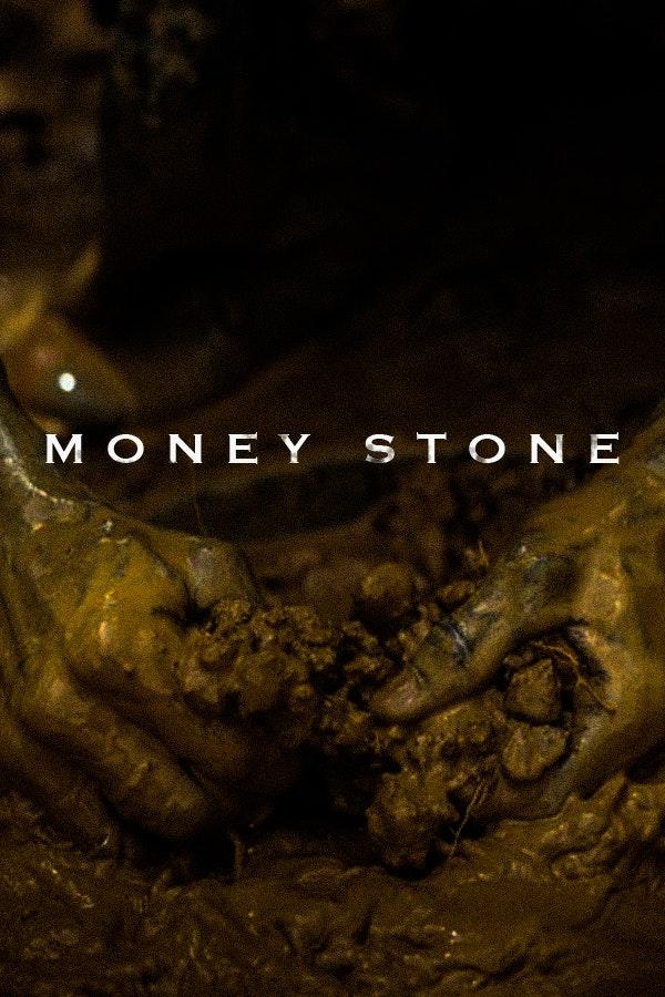 Money Stone Concept