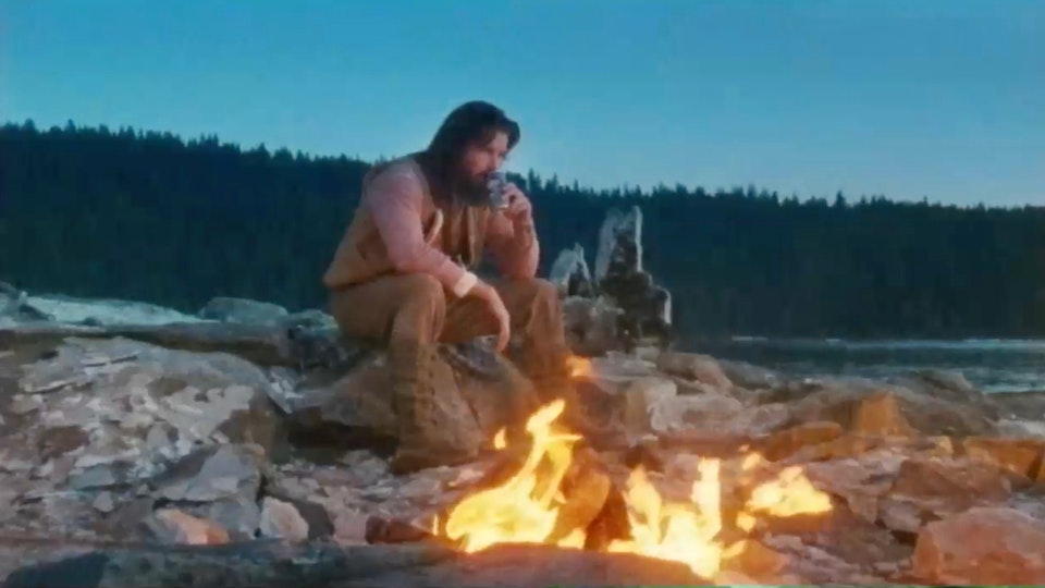 Dr. Pepper 'Mountain Man' | Director: Stacy Wall