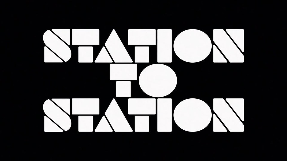 Narrative - STATION TO STATION I DAW Studio I Director: Doug Aitken