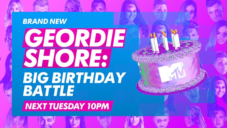 "MTV Geordie Shore: Big Birthday Battle - Falling For You 60"" Promo"