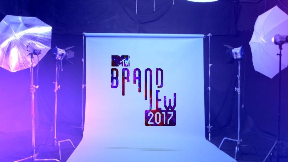 MTV BRAND NEW 2017 - Launch Promo