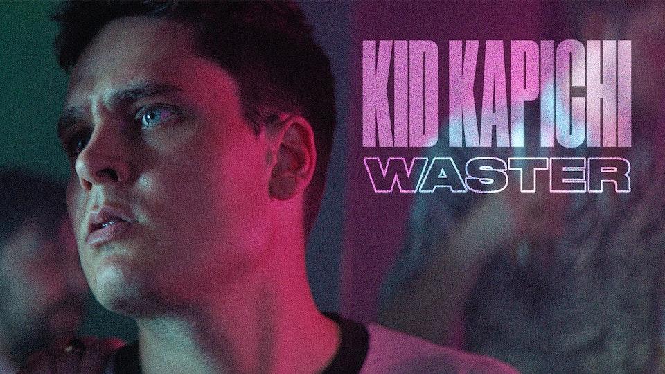 Kid Kapichi - 'Waster' (Music Video)