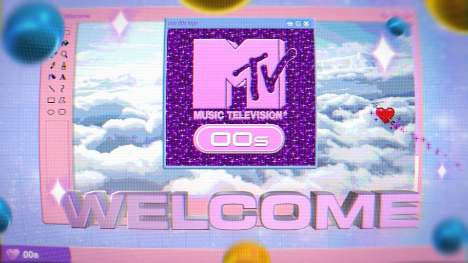 MTV 00s - Launch Promo