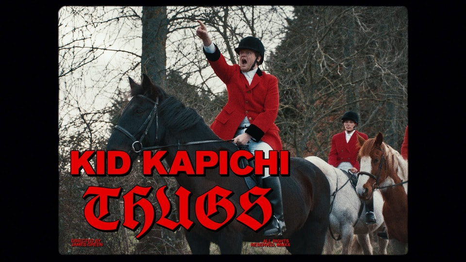 Kid Kapichi - Thugs (Music Video)