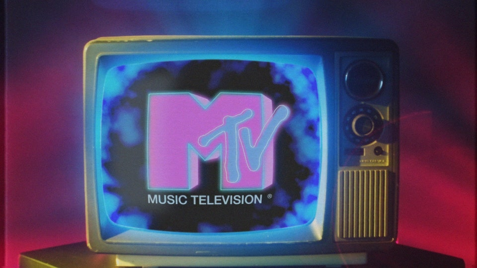 MTV 80s - Launch Promo