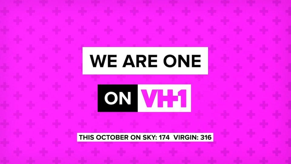 VH1 2018 Brand Spot
