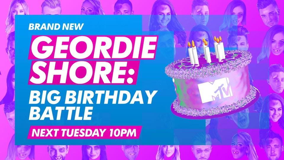 "MTV Geordie Shore: Big Birthday Battle - Falling For You 60"" Promo"