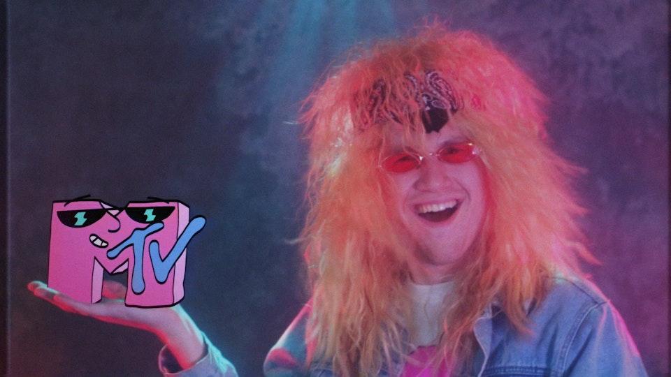MTV 80s - 3 Idents
