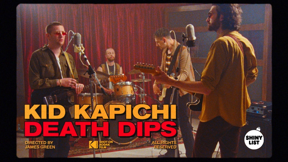 Kid Kapichi - 'Death Dips' (MUSIC VIDEO)
