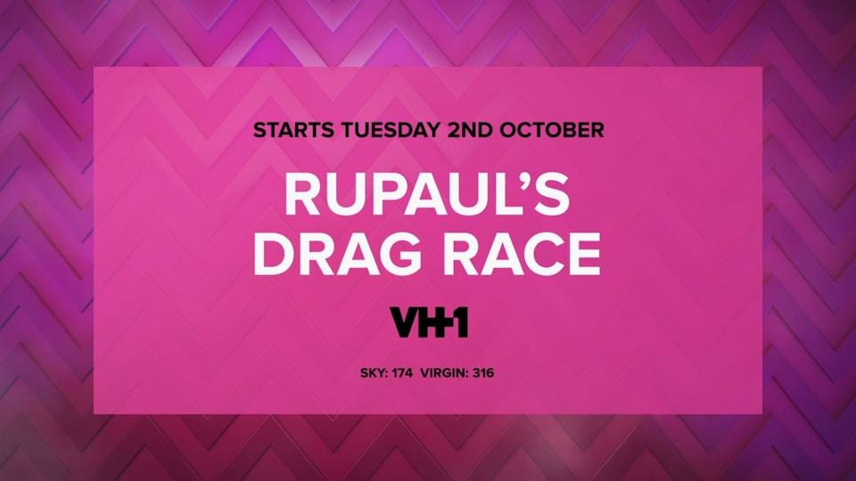VH1 RuPaul Promo