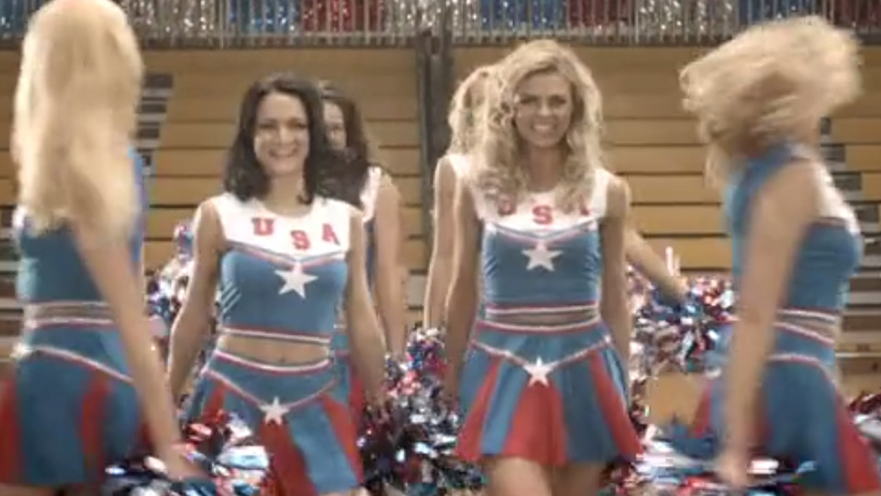 BBC American Season promo for BBC Four