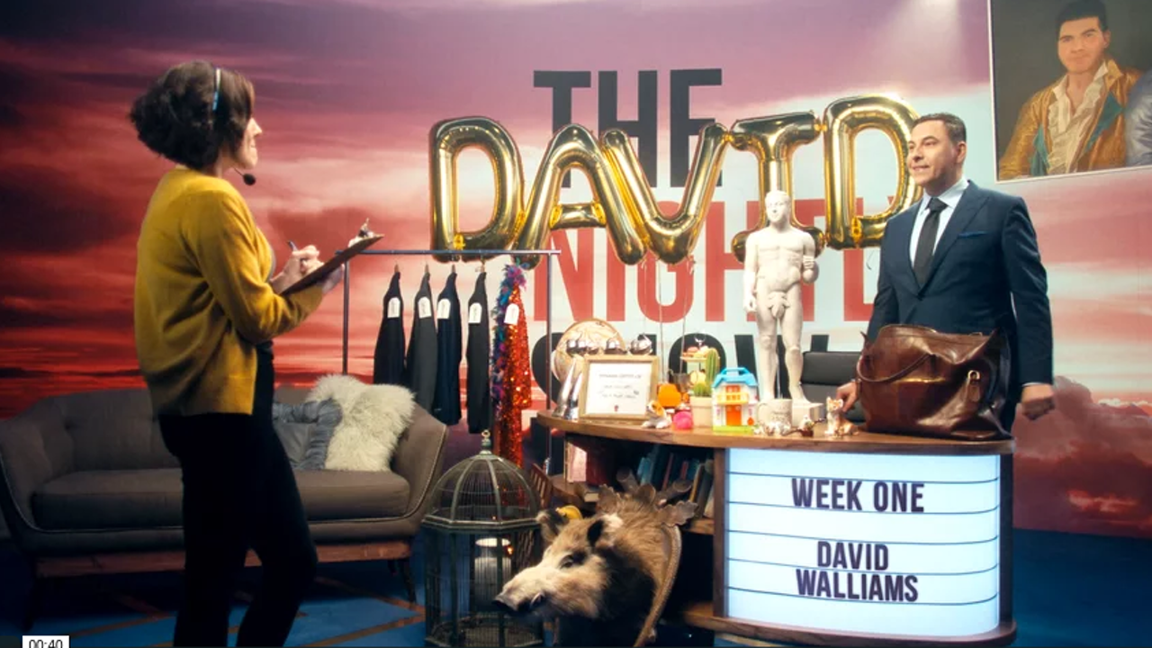 The Nightly Show With David Walliams
