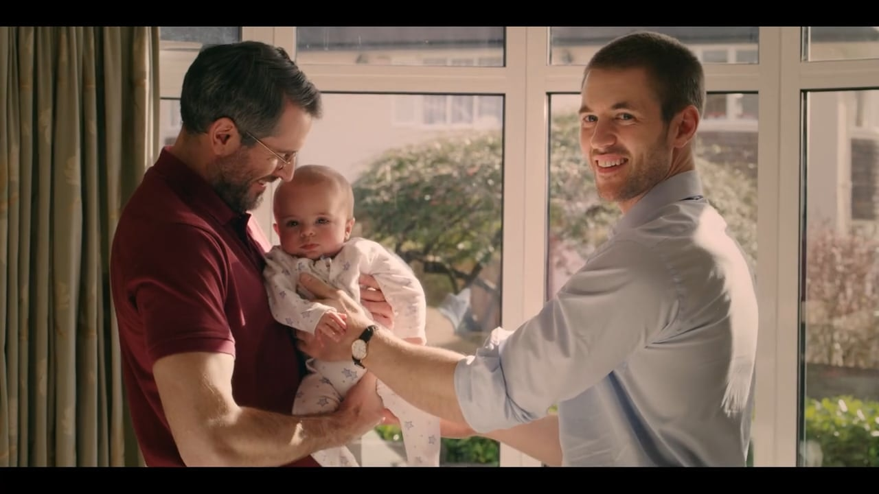 Nationwide Dads scarve tvc