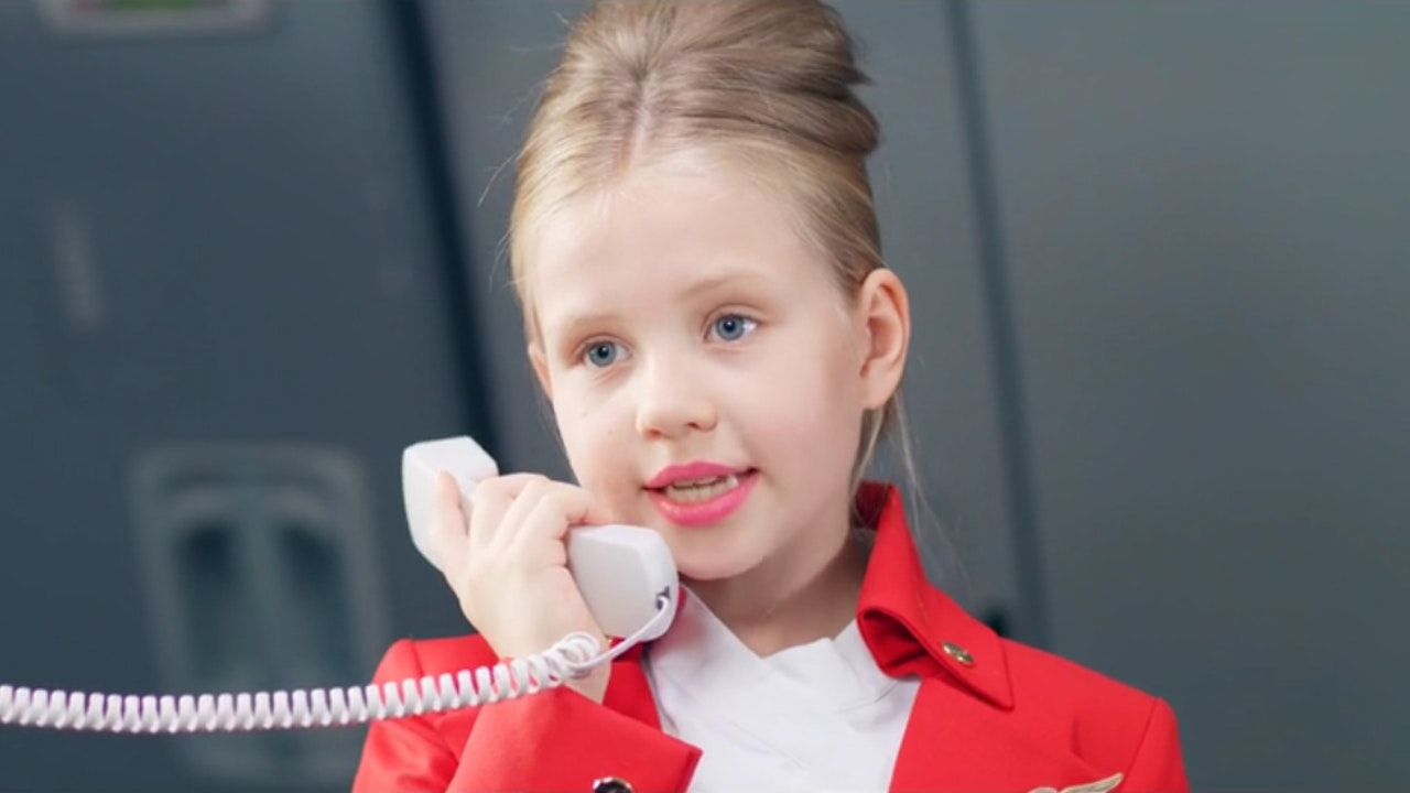 Virgin Atlantic - Flying With Kids