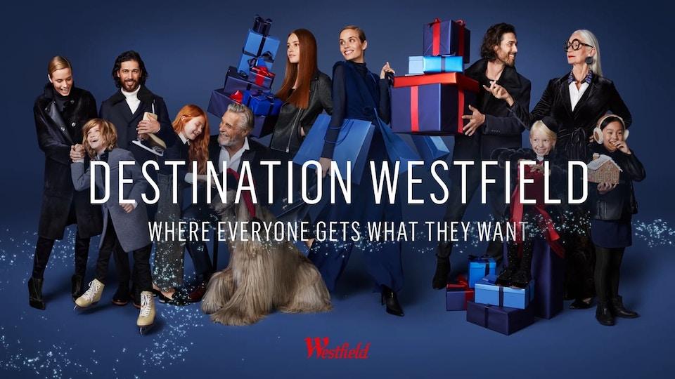 Westfield Christmas 2016