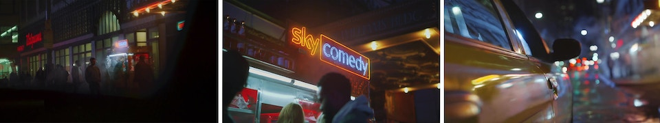 Sky Comedy- Hot Dog | Dir. Noah Harris