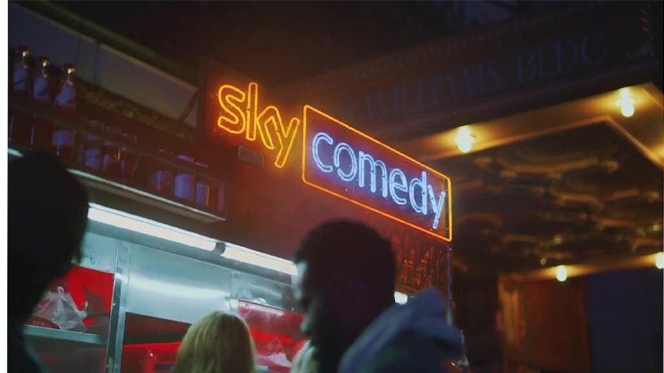 Sky Comedy- Hot Dog | Dir. Noah Harris