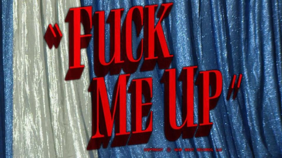 """Pokey LaFarge- """"F**k Me Up""""   Dir. Keene McRae & Brandon Bernath"""