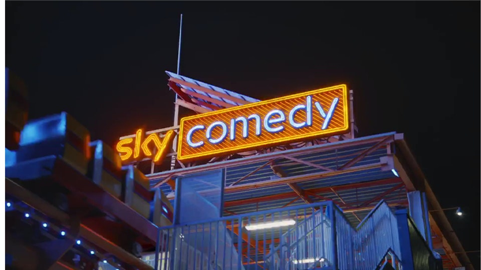 Sky Comedy- Rollercoaster | Dir. Noah Harris