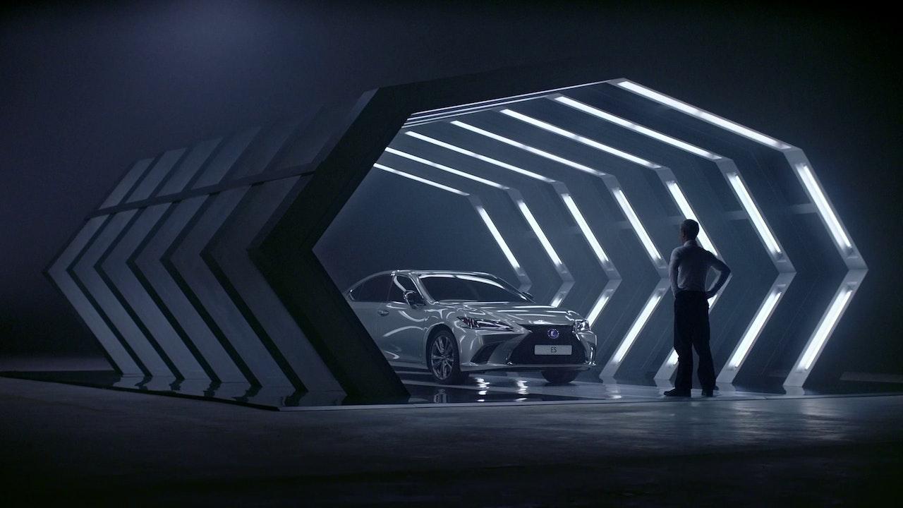 Lexus 'ES AI'