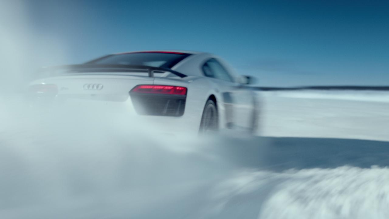 Audi Snow DC 5