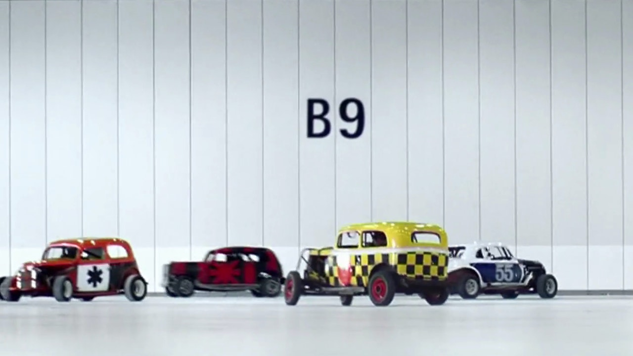 Audi Beauty Beast 1