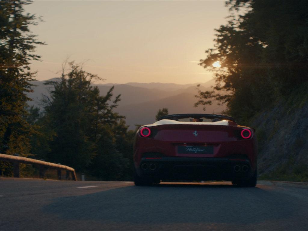 Ferrari Portofino 'Open Up'