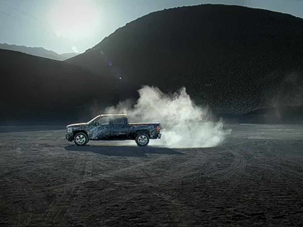 Chevrolet 'Backs it up'